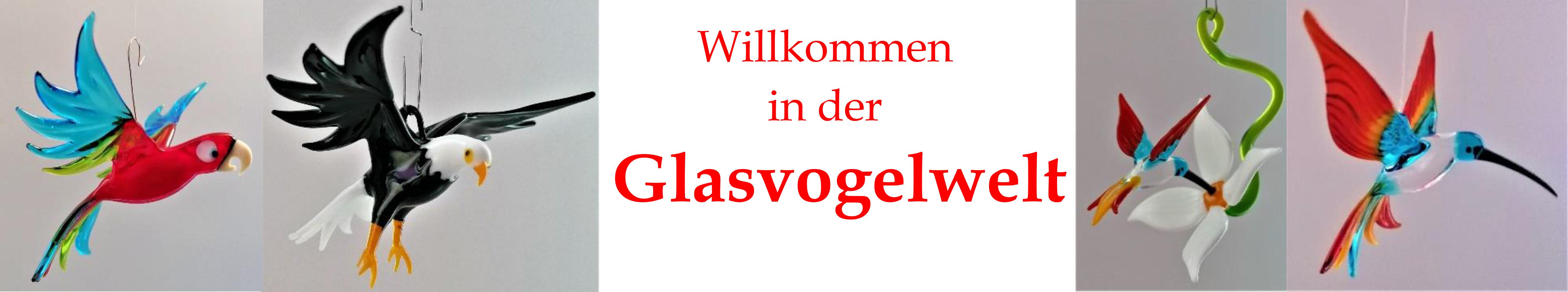 Glasvogelwelt-Logo